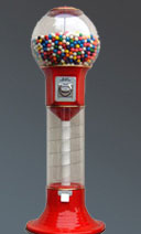 DecoFreak.nl decoratie beelden | Gumball Machine
