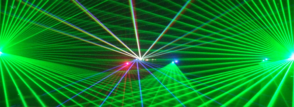 decofreak lasershow verhuur
