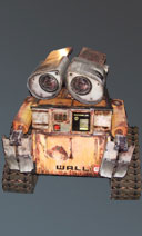 DecoFreak.nl decoratie beelden | Wall-e